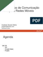 Protocolos de Comunicação - Aula 3