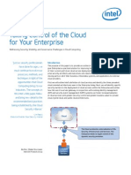 Taking Control of the Cloud