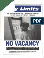 City Limits Magazine, February 1993 Issue