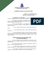 Instrução Normativa nº 002-2002