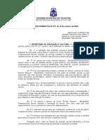 Instrução Normativa nº 017-2002