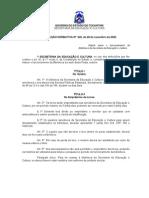 Instrução Normativa nº 022-2002