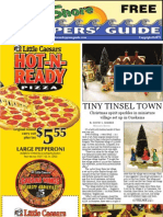 West Shore Shoppers' Guide, December 4, 2011
