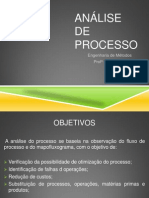 Análise de processo