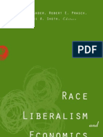 Race Liberalism and Economics (0472113569)