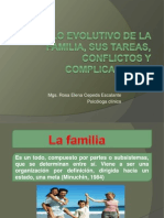 El Ciclo Evolutivo de La Familia, Machala