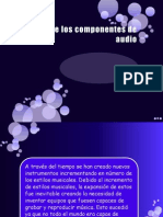 Historia de Los Componentes de Audio 2