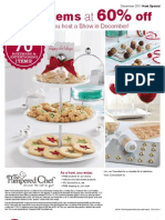 Pampered Chef December Host Special 2011