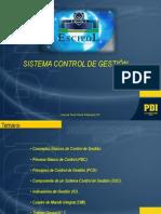 MODULO DE CONTROL DE GESTIÓN