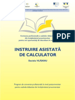 Instruire Asistata de Calculator