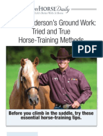 Clinton Anderson Groundwork Free PDF booklet
