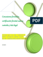Concesiones forestales ALCIDES