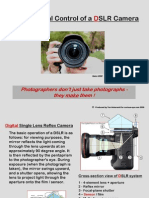 Basic Camera Controls