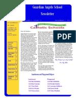 12-1-11 Newsletter