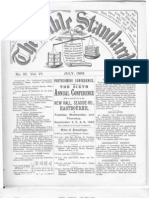 The Bible Standard July 1883