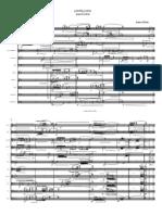 ANDREA PIDOTO - AUSTELLUNG  for orchestra