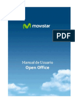 Manual Usuario Open Office