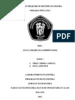 Laporan Praktikum Metode Statistika II