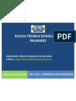 Revisão - TFA e TGA