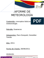 TP Meteorologia