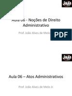 Slides - TJPE - Administrativo - Jaula - Aula 06
