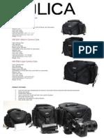 DOLICA_WB-Series Camera Case