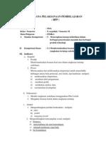 RPP Memformulasikan besaran-besaran listrik  rangkaian tertutup sederhana (satu loop)