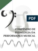 Compêndio da Pedagogia da Performance Musical