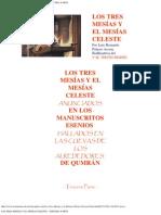 LOS TRES MESÍAS Y EL MESÍAS CELESTE - TERCERA PARTE