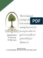 Spiritual Formations