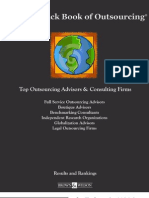 2009 Outsourcing Advisors Report[1]