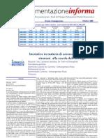 PDInforma.Notiziario Scuola e Immigrazione