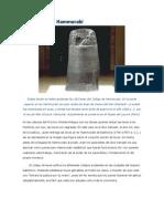 El Código de Hammurabi linda trabajo de etica poolicial