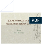 KEPEMIMPINAN, NicoSyafrizal