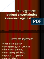 Event Management Intro