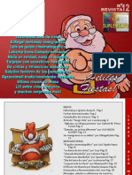 Revista Digtal Diciembre 2011 LETRAS Y ALGO MAS