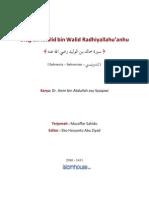 Biografi Khalid Bin Walid