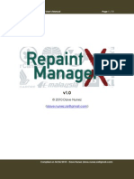 RepaintManagerX Manual