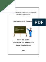 Texto de Evaluacion Educativa