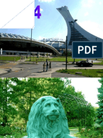 Le Jardin Botanique de Montréal 2004 sonore