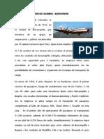 CASO AEROVÍAS CÓNDOR DE COLOMBIA