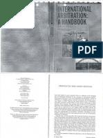 Handbook-International Arbitration 3rd Ed P. Capper
