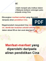Pendidikan Cina di Malaysia powerpoint