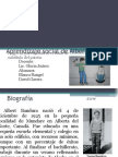 Aprendizaje Social de Albert Bandura