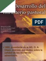 12 Desarrollo Del Ministerio Pastoral