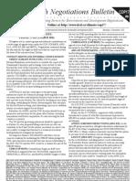 Earth Negotiations Bulletin - 2 December