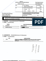 Garr M King Financial Disclosure Report for 2003