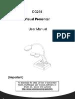 DC265-Manual-English-2010-1124