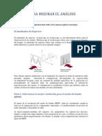 8 CONCEJOS PARA MEJORAR EL ANÁLISIS ESPECTRAL-David Parra - Pavel Dussan