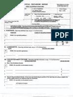 Elaine E Bucklo Financial Disclosure Report for 2003